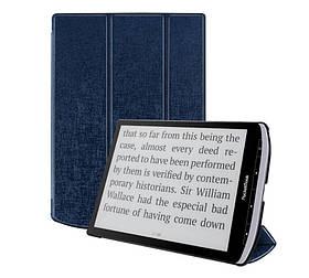 Обкладинка Primolux для електронної книги Pocketbook InkPad X (PB1040-J-CIS) - Scratch Dark Blue