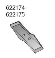 Долото Zформи 622174