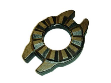 Диск Capello 04.5115.00 зубчатий зовнішній (шліцеве з'єднання), фото 2