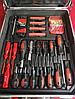 Набор инструментов в чемодане AND 186 элементов, фото 7