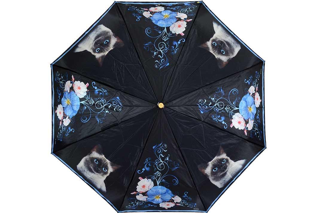 Женский зонт Три Слона ( полный автомат ) арт. 141F-04