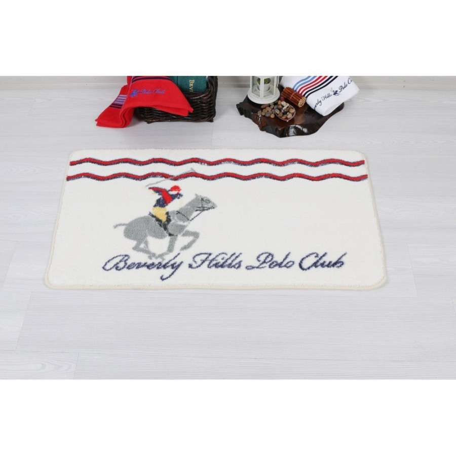 Килимок Beverly Hills Polo Club - 311 Grey 57*100