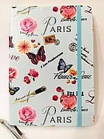 Блокнот, ежедневник, записная книга, твердая обложка А5 80 листов   Блокнтот А5  