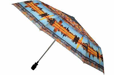 Жіночий парасольку Три Слона ( повний автомат ) арт. 101K/AC-02