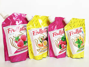 Натуральные концентрированые чаи ТМ Frullato Дой пак