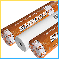 "Агроволокно  белое 19 г/м² , 1,6 х 100 ""Shadow"" (Чехия) 4% мульчирующие, фото 1"