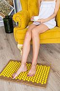 Килимок масажно-акупунктурних Lounge medium 68х42 см, фото 6