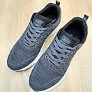 Мужские кроссовки в стиле Nike Zoom серые, фото 7