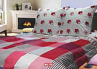 Комплект постельного белья Магия Снов Бязь кубы евро 220х240