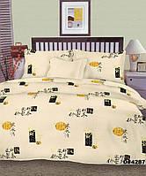 Комплект постельного белья Магия Снов Бязь сакура евро 220х240