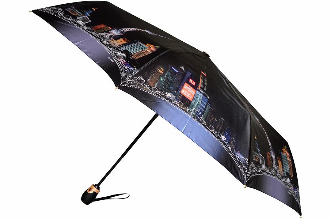 Жіночий парасольку Три Слона ( повний автомат ) арт. 135T-01