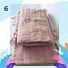 """Полотенце махровое баня.  Vip Cotton """"SEZAR"""" :: Sikel. 70*140. Турция. Плотность: 500 г/м2, фото 7"""