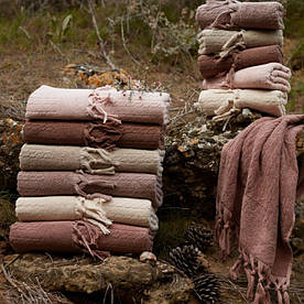 "Полотенце махровое баня.  Vip Cotton ""SEZAR"" :: Sikel. 70*140. Турция. Плотность: 500 г/м2"