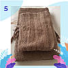"""Полотенце махровое баня.  Vip Cotton """"SEZAR"""" :: Sikel. 70*140. Турция. Плотность: 500 г/м2, фото 6"""