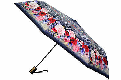 Жіноча парасолька Три Слона ( напівавтомат ) арт. L3881-03