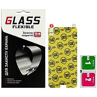 Защитная плёнка на стекло для SAMSUNG G950 Galaxy S8 Fullcover полиуретановая (TPU) (ID:13443)