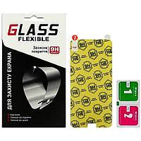 Защитная плёнка на стекло для SAMSUNG G955 Galaxy S8 Plus Fullcover полиуретановая (TPU) (ID:13444)