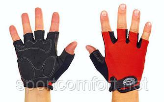 Велоперчатки с открытыми пальцами SCOYCO ВG02 (размер S-XXL цвета в ассортимента)