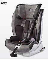 Детское каркасное автокресло Caretero Volante Fix Isofix Limited 9-36 кг (Серый)