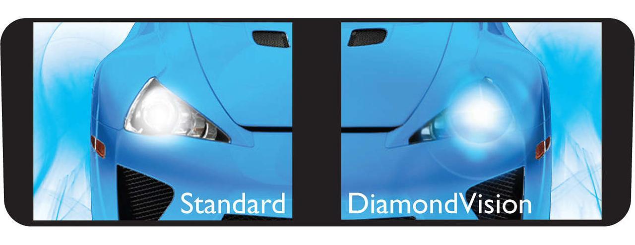 Автолампи Philips DiamondVision (Галоген) 12258DVS2