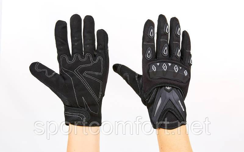 Мотоперчатки SCOYCO MС10 размер M-XL (резина) цвета в ассортименте
