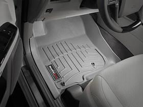 Ковры резиновые WeatherTech Toyota LC150 2009-2013  передние серые