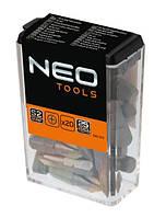 Насадки Neo Tools 06-011 PH2 x 25 мм, 20 шт.