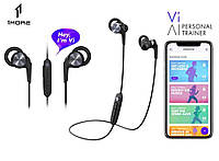 Навушники 1MORE iBFree Sport Vi React Wireless Mic Black (E1018-PLUS), фото 1