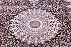 Коврик восточная классика ESFEHAN 4996A 1,2Х1,7 Темно-коричневый с бежевым прямоугольник, фото 2
