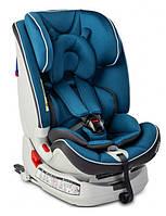 Детское каркасное автокресло Caretero Yoga Isofix (0-36 кг) Blue