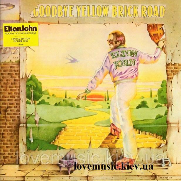 Вінілова платівка ELTON JOHN Goodbye yellow brick road (1973) Vinyl (LP Record)