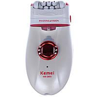 Эпилятор женский домашний KEMEI 2666 TMQ (епілятор жіночий домашній)