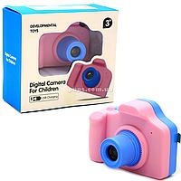 Интерактивная игрушка фотоаппарат детский Bambi (QF928)