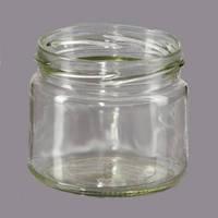 Стеклянная банка для консервирования 0.33 л то-82 мм (20шт/уп)