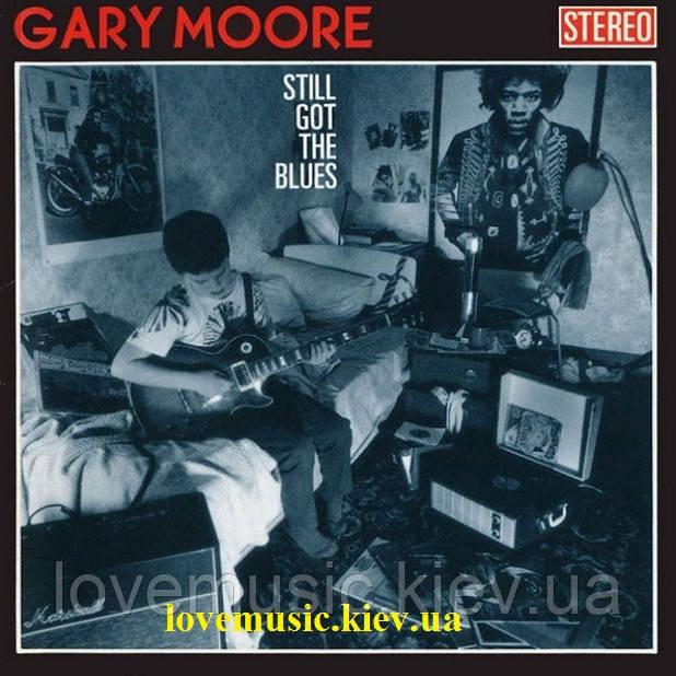 Вінілова платівка GARY MOORE Still got the blues (1990) vinyl Vinyl (LP Record)
