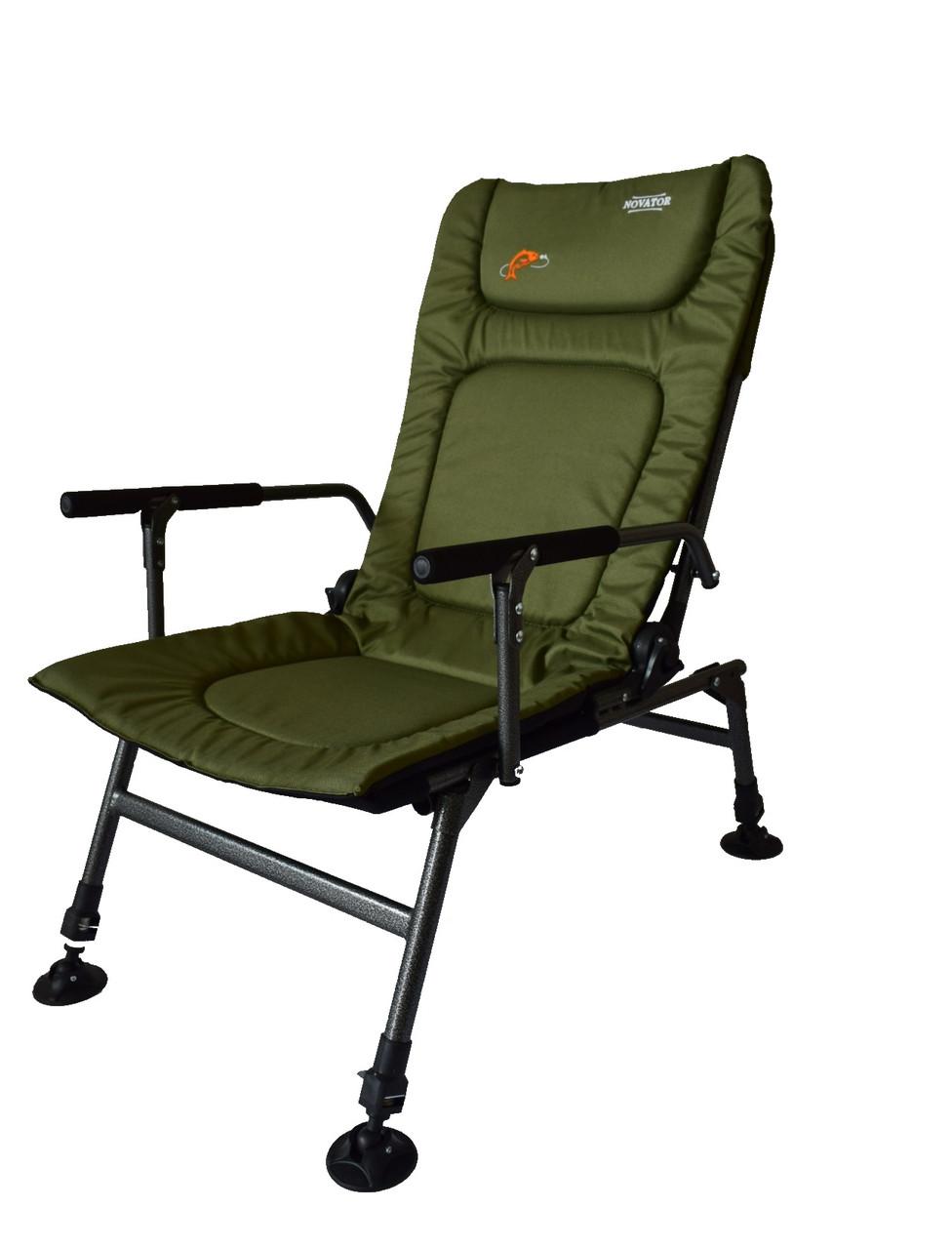 Кресло рыболовное, карповое Novator SR-2