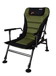 Крісло риболовне, коропове Novator SR-2 Comfort