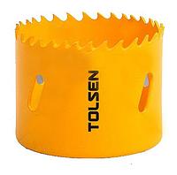 Биметаллическая коронка, 105 мм., Tolsen (75805)