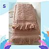 """Рушник махровий лазня. Vip Cotton """"SIDE"""" :: Sikel. 70*140. Туреччина. Щільність: 500 г/м2, фото 6"""
