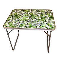 🔝 Раскладной стол для пикника / туристический походный усиленный складной столик на балкон/природу/на пикник