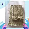 "Полотенце махровое для лица.  Vip Cotton ""SIDE"" :: Sikel. 50*90. Турция. Плотность: 500 г/м2, фото 7"