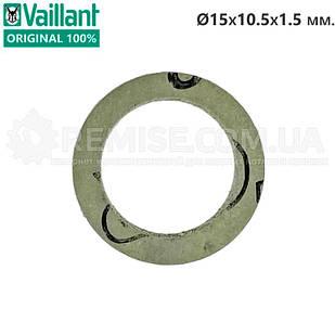 """Прокладка паронитовая 3/8"""" уплотнительное кольцо Vaillant 1шт. - 981149"""