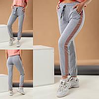Женские летние трикотажные штаны
