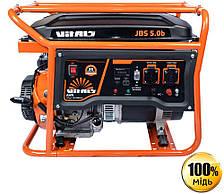 Генератор бензиновый Vitals JBS 5.0b (5.5 кВт, ручной запуск)