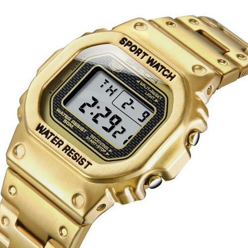 Sanda 390 All Gold