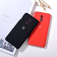 Оригинальный силиконовый чехол OnePlus 5T/6/6T/7/Pro (Silicone case)