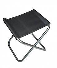 Стул раскладной Vario Light Black (для туризма, отдыха, складной, стілець розкладний) черный
