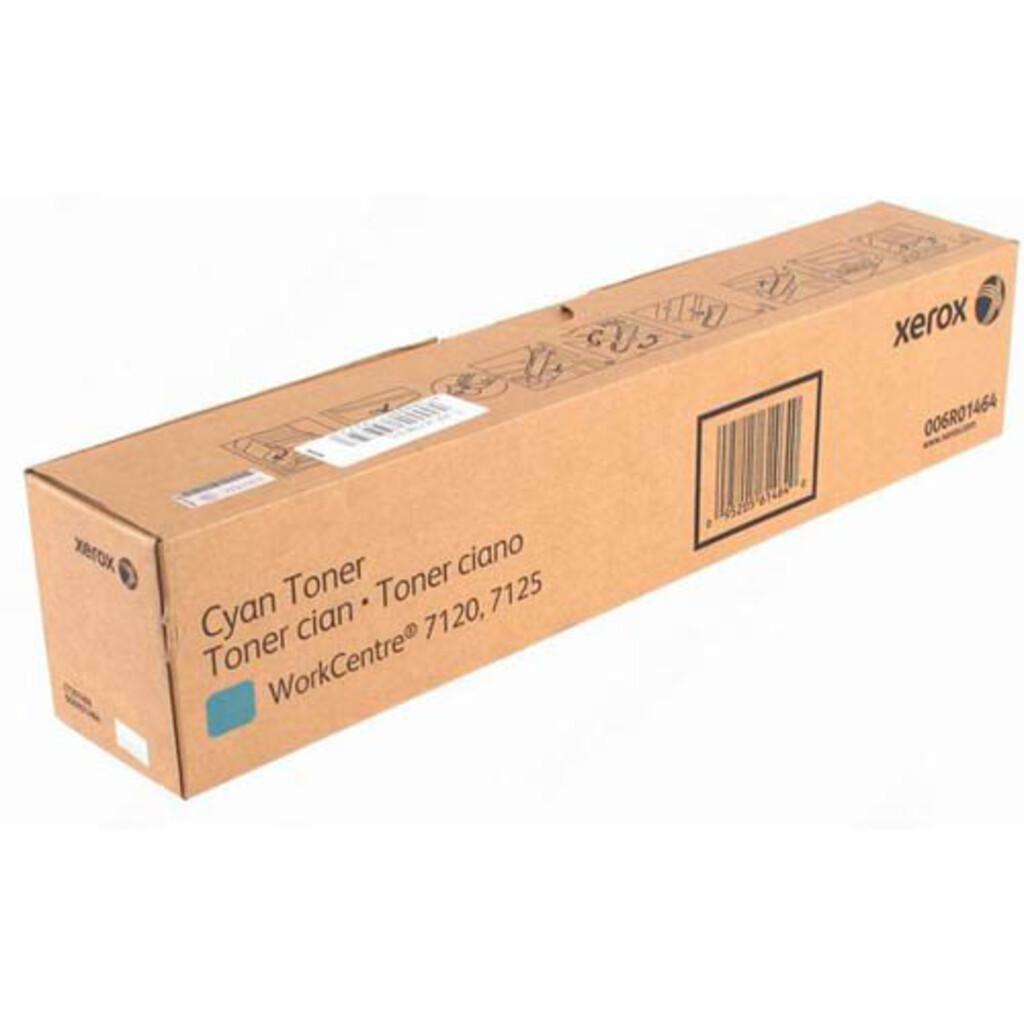 Тонер-картридж Xerox WC7120/7125/7225 006R01464