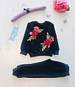 Детский костюм для девочки Вышивка на 1,5-7 лет, фото 4
