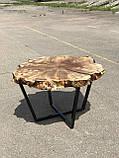 Стіл обідній круглий, фото 2